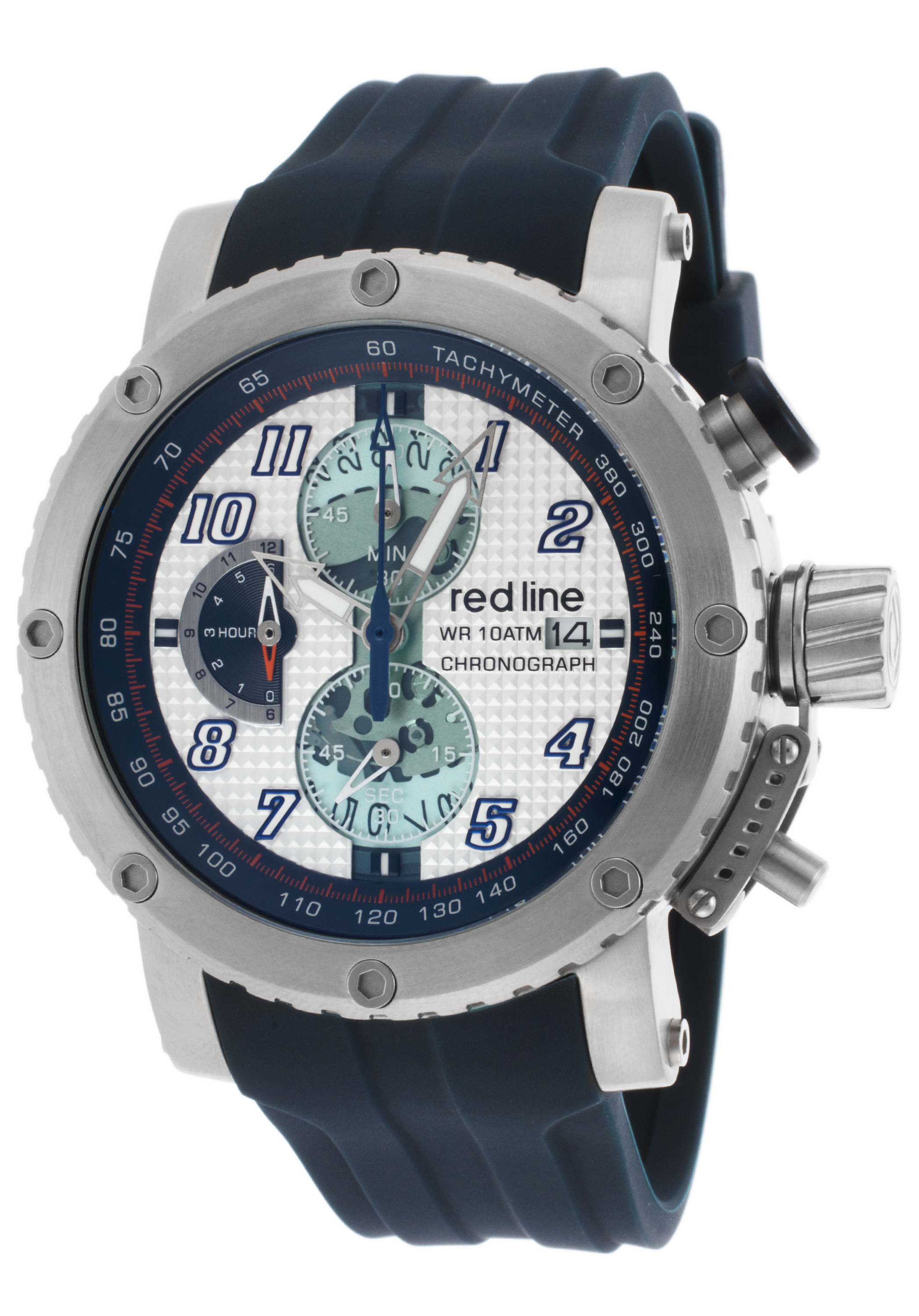 guess men fleet p watch blue steel watches mens silicone s stainless chronograph